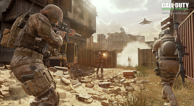 File:Call of Duty Modern Warfare Remastered Multiplayer Screenshot 4.jpg