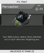Perception Unlock Card IW