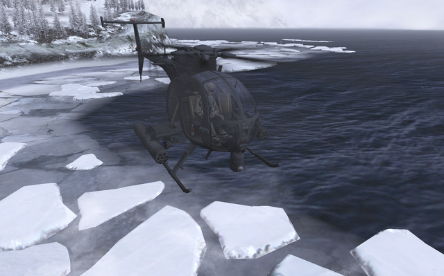 File:Front view Hornet Two Two Gulag MW2.png