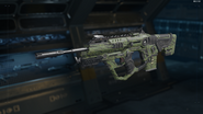XR-2 Gunsmith Model Jungle Camouflage BO3
