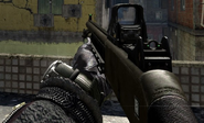 M1014 Holographic Sight MW2