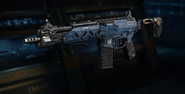 Peacekeeper MK2 Gunsmith Model Quickdraw BO3