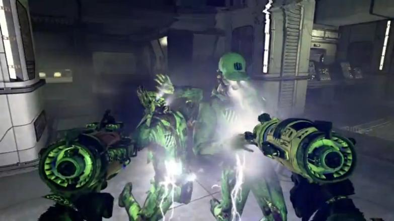 Call Of Duty Black Ops  Zombies Car Door