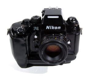 Nikon F4 01