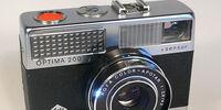 Agfa Optima 200 Sensor