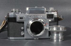 Contax IIIa 20