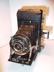 Z99 Victory Go 127 rollfilm camera japan 1936 001
