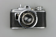 Photavit II Meyer Primotar f2,8-42,5mm Compur 7