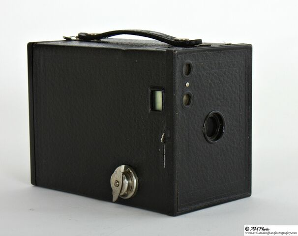 File:Kodak Eastman Brownie No.2A ModelC.jpg