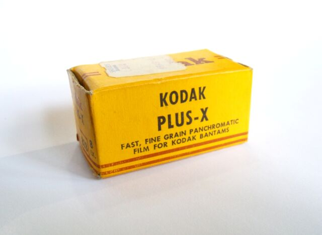 File:Kodak Plus-X (PX 828) Film.jpg