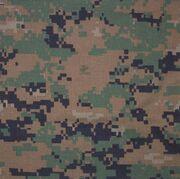 MARPAT woodland pattern