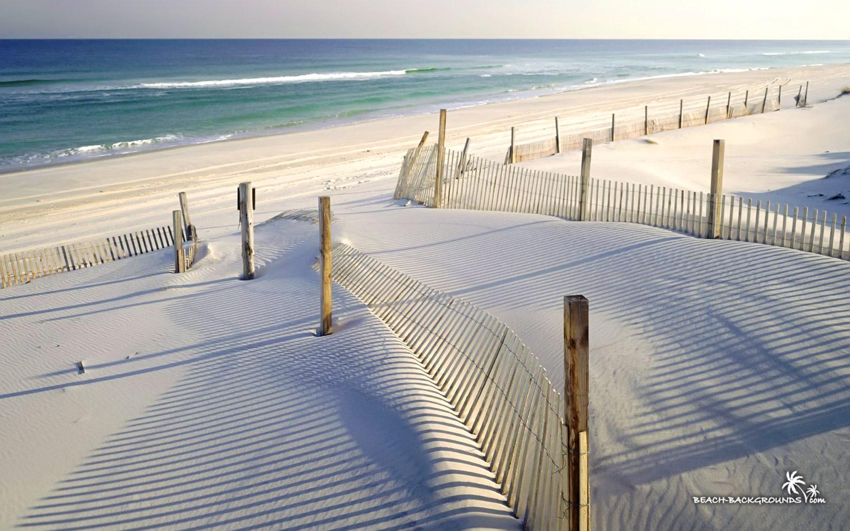 Sandy Beach Wallpaper: Image - White-sandy-beach-wallpaper-1680x1050.jpg
