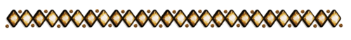 Gold diamond divider border by jssanda-d5jsp5g