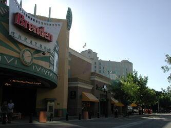 Movie Theatre by modestogreyfox