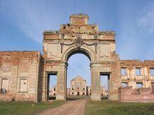 Rome gates