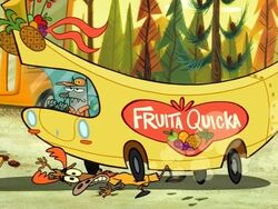 Cl where lazlo fruita quicka truck