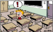 Calvin's class