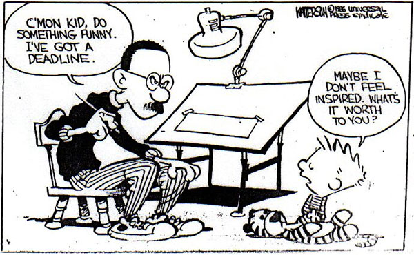 Bill watterson the calvin and hobbes wiki fandom for Martin stoffer