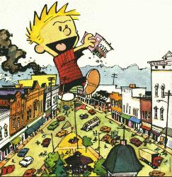 File:Monster calvin stomping on city.jpg