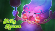 Jelly Queen in advertisement