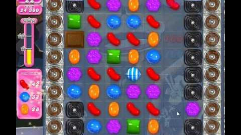 Candy Crush Saga Level 220 - 3 Star - no boosters