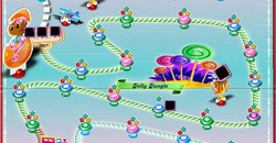 Jelly Jungle Map
