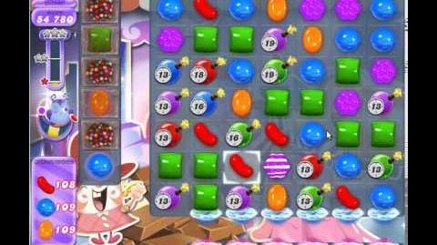 Candy Crush Saga Dreamworld Level 455