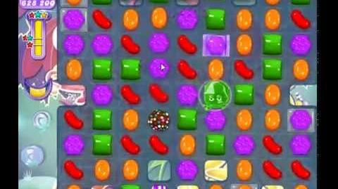 Candy Crush Saga Dreamworld Level 622 (Traumwelt)