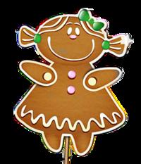 Gingerbread women