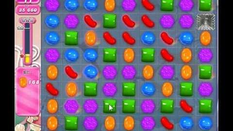 Candy Crush Saga Level 339 - 3 Star - no boosters