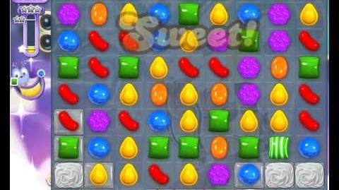Candy Crush Saga Dreamworld Level 21 (Traumland)