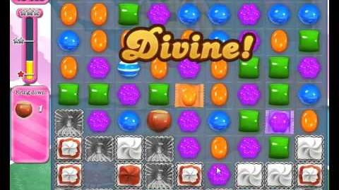 Candy Crush Saga Level 287