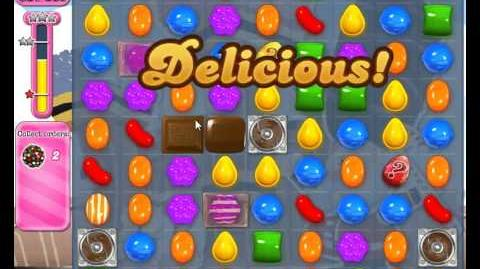 Candy Crush Saga Level 389-1