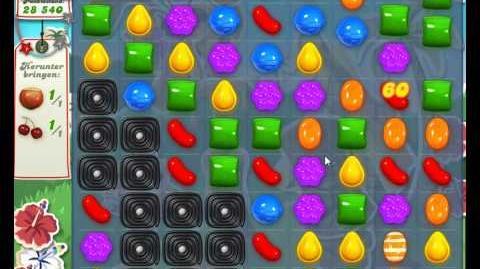 Candy Crush Saga Level 196