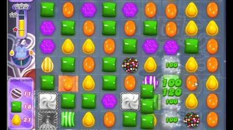 Candy Crush Saga Dreamworld Level 345 (Traumwelt)