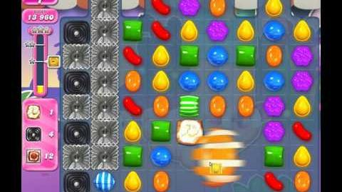 Candy Crush Saga Level 2125 ( New with 26 Moves ) No Boosters 1 Star