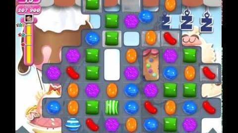 Candy Crush Saga Level 710 No Boosters 3 Stars 244,300