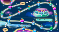 Sweet Dreams Map Updated