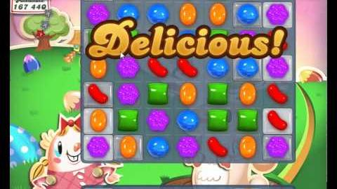 Candy Crush Saga Level 75