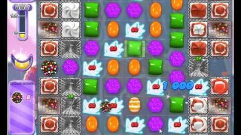 Candy Crush Saga Dreamworld Level 286 (Traumwelt)