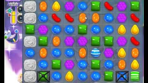 Candy Crush Saga Dreamworld Level 27 (Traumland)