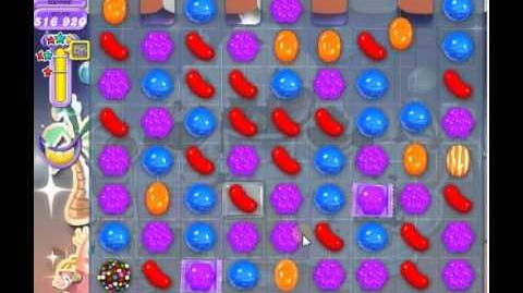 How to beat Candy Crush Saga Dreamworld Level 123 - 3 Stars - No Boosters - 877,580pts