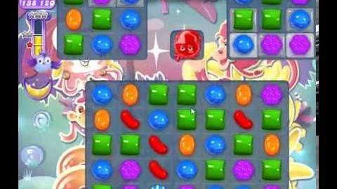 Candy Crush Saga Dreamworld Level 621 (Traumwelt)