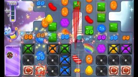 Candy Crush Saga Dreamworld Level 335 (Traumwelt)