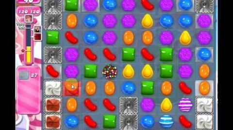 Candy Crush Saga Level 488 (Version 2) ★★★