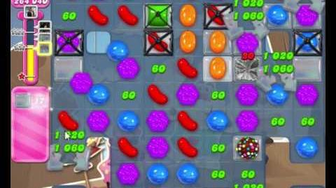 Candy Crush Saga LEVEL 2154 NO BOOSTERS