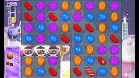 Candy Crush Saga Dreamworld Level 357 (Traumwelt)