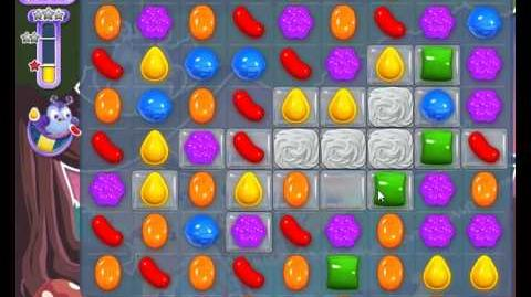 Candy Crush Saga Dreamworld Level 7 (Traumland)