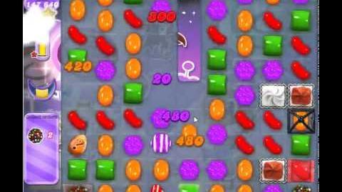 Candy Crush Saga Dreamworld Level 294 (Traumwelt)