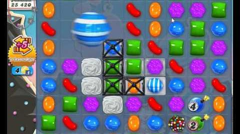 Candy Crush Saga Level 99